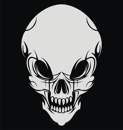 face to face: Skull Face