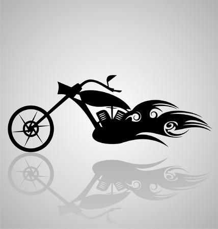 tribalism: Tribal Motorcycle
