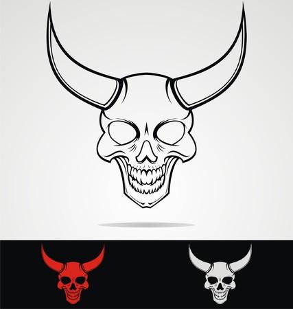 tribalism: Devils Head Tribal