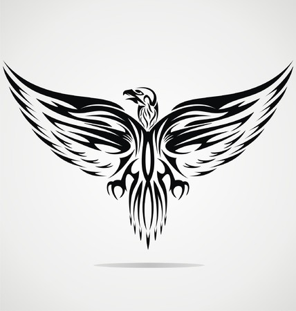 tribalism: Eagle Bird Tribal