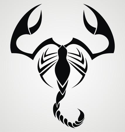 tribalism: Tribal Scorpion