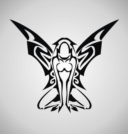 angel: Tribal Angel