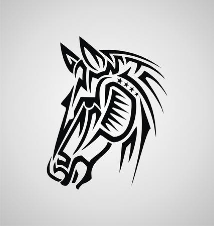 tribalism: Tribal Horse