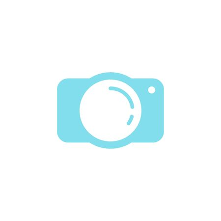 camera icon or sign design clipart illustration