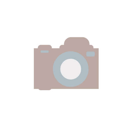 Camera Clipart Vector Design illustration
