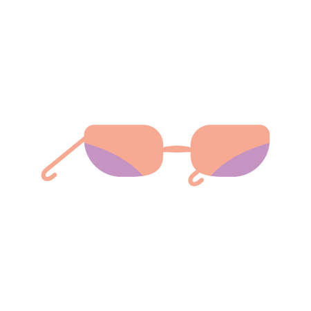 Sun Glasses Icon Clipart Vector Design Isolated