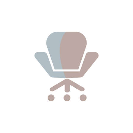 Chairs Clipart Vector Design illustration