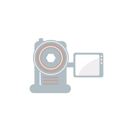 Camera Clipart Vector Design Isolated