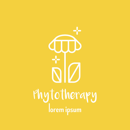 phytotherapy: For naturopathy, phytotherapy, holistic, pharmacy and chinese medicine. Natural cosmetics ingredients
