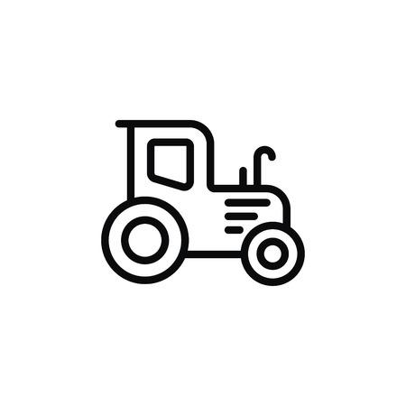 Agriculture and Farming symbol. Farmers undustry equipment. Stock Illustratie