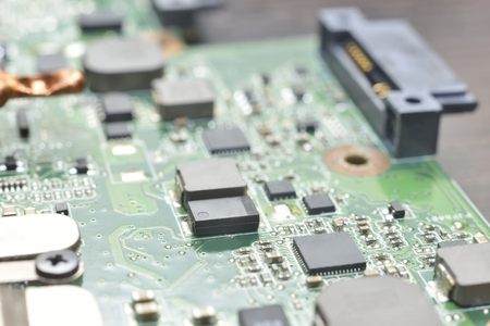 information processing system: Southbridge on motherboard (inputoutput controller hub)