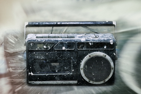 durty: dirty music (dirty old school type radio player)