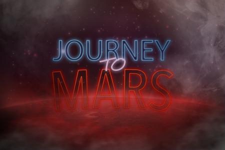 interplanetary: interplanetary journey to mars (space exploration)