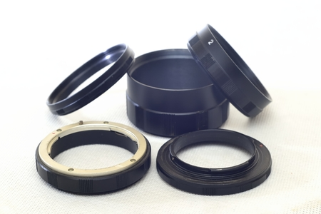 zooming: black macro tube (macro zooming rings) for taking perfect macro shoots