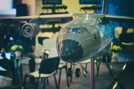 aviation exhibition and meeting (aircraft  and plane conference)