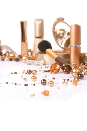 entice: cosmetics Stock Photo