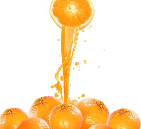 fresh orenge juice