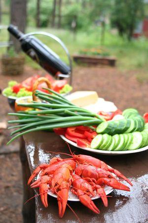 sallow: picnic (sallow dof)
