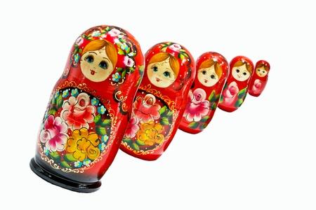 matryoshkas: Mu?ecas rusas