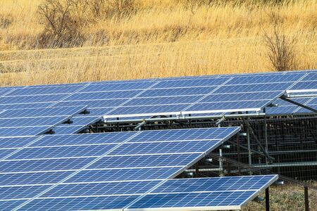 Solar panel ,Photovoltaic modules for innovation green energy for life