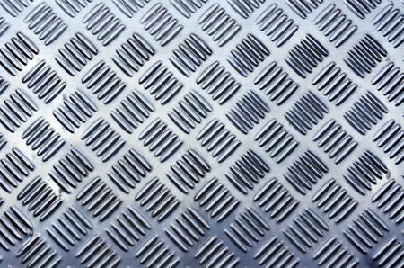 tread plate: Non slip steel grating