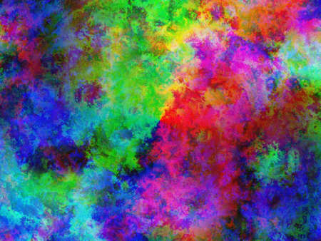 Abstract colorful background, Color mixing 免版税图像
