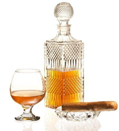 Brandy and Cigar photo