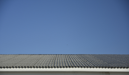 barn roof Stock Photo
