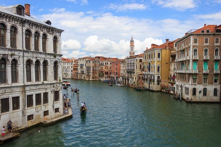 grand canal: venice grand canal