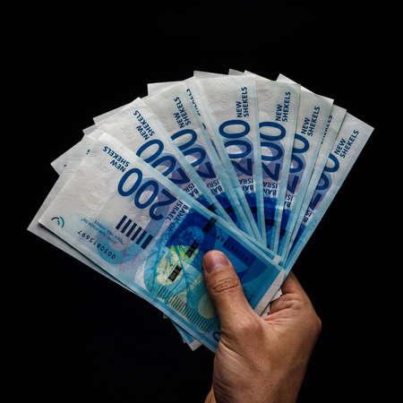 remuneraci�n: Guarda el dinero Foto de archivo