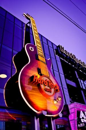 hard: Hard Rock Cafe, Las Vegas Strip
