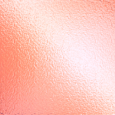 Rose Gold foil texture background, vector illustration eps10