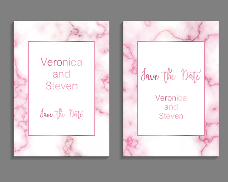Set of luxury cover templates. Vector cover design for wedding invintation, placards, banners, flyers, presentations and business cards Ilustração