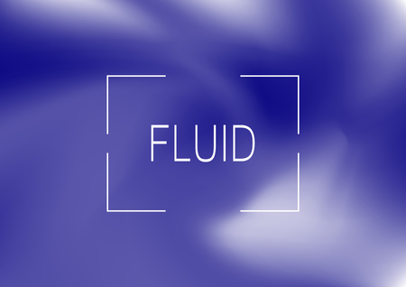 Fluid colors background. Bright colorful holographic shapes .