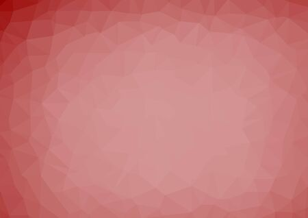 Abstract low poly geometric background. Polygonal crystal effect vector. Futuristic textures. Иллюстрация