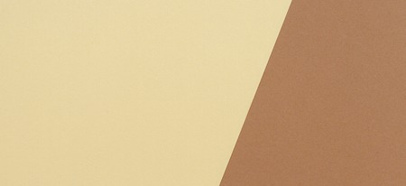 Color papers geometry composition background with beige and brown tones