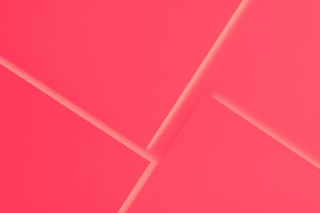 Abstract vibrant bold gradient holographic neon pink colors paper background Фото со стока