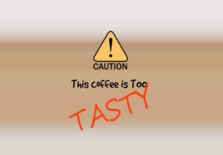 cafe latte: Cafe Latte imitation background. Paper cup or mug print. Vector illustration background.