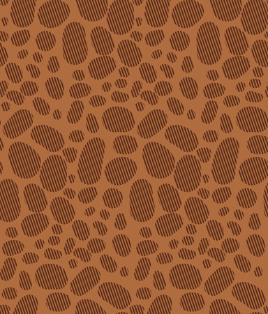 camelopard: Seamless giraffe skin pattern
