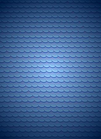 escamas de peces: Textura con las escamas de los peces. Diseño de fondo para su creatividad Vectores