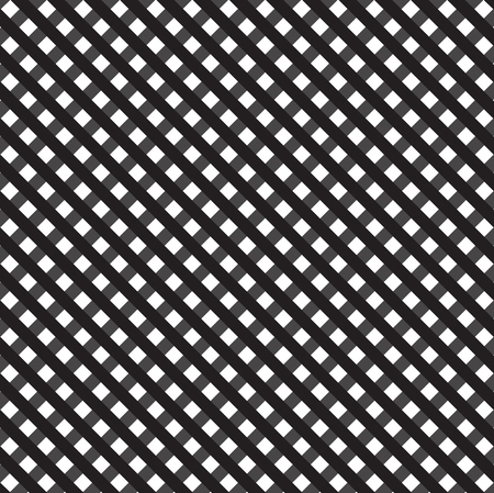 latticed: Black and white lattice background.Vector background for your creativity Illustration