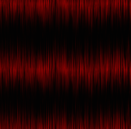 Seamless texture with red vibration sound. Vector background for your creativity
