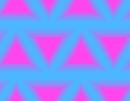 A Seamless abstract pattern with neon triangles. Vector texture for backgrounds and your design
