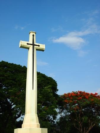 sanctity: Grande Croce in giornata di sole