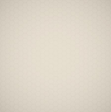 Light hexagon beige texture  EPS10 vector background  Illustration