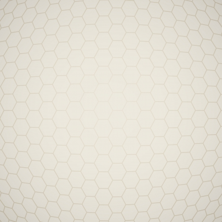 Light hexagon beige texture  EPS10 vector background  Stock Vector - 16188980