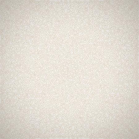 Light swirl beige texture. vector background.