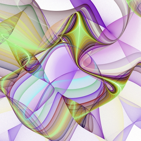 Abstract background in purple and yellow photo