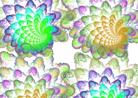 Coral carpet  Computer generated graphics Stock Photo - 16332199