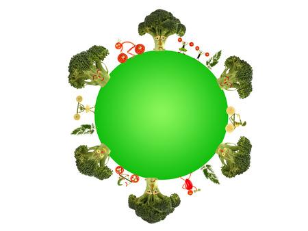 green planet: Une vie saine pour une plan�te verte